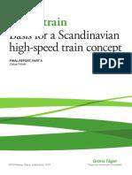 Green Train Sweden