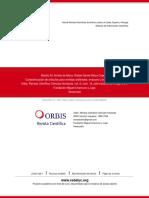 Caracterizacion de Articulos Para Revistas Arbitradas