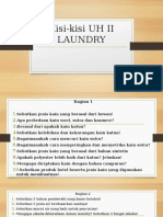 Kisi-kisi Uh II Laundry