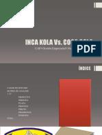 Coca Cola vs Inka Kola