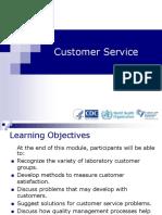 13 e Customer Service