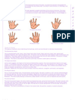Speed Seduction Gimmics - Palmistry & Graphology