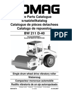 Parts Book BW211D-40