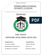 Sociology Aparna Tiwari 2nd Semester