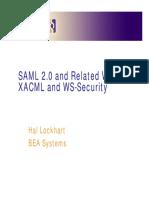 SAML Overview
