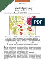 GIMENO CREUS- Alimentos Funcionales