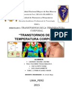 Seminario Fisica Temperatura Corporal