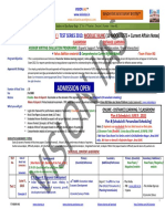 2 Target 2013 Paper III Paper IV All India g s Mains Test Series 2013 10 Mock Tests Current Affairs Nates Module 9june1