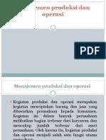 10. Produksi Dan Operasi ###