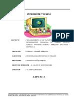 Expediente_plataforma Informatica Primera Etapa