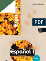 Español 1 Nuevo Mexico