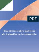 Marco Internacional y Comparado. Directrices_sobre_políticas_UNESCO