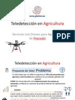 Teledetección-Agrícola