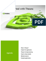 Getting Started With Theano