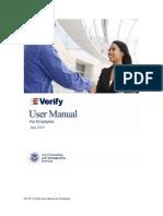 E-VerifyUserManual