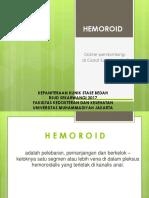 Hemoroid.pptx