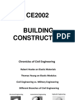 2002 CE L1 Building Construction