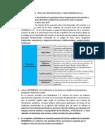 Foro - Unidad 1 - Etica Del Revisor Fiscal y Caso de Interbolsa s.a.