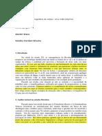 Discurso Literário e Linguística de Corpus Uma Visão Empírica