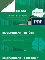Musicoterapia e Estresse