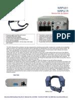 NRPU01 Tech