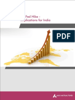 US Fed Hike - Implications for India
