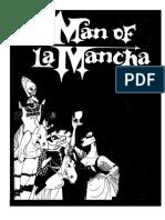 Texto El Hombre de La Mancha