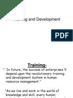 Training-Defn Purpose Models