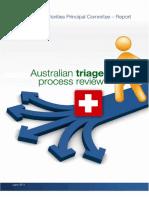Australian Triage Process Review