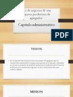 Plan de Negocios de Una Empresa Productora De