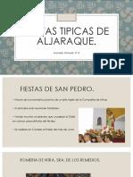 Fiestas Típicas de Aljaraque
