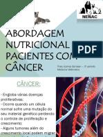 Abordagem Nutricional em Pacientes com Câncer
