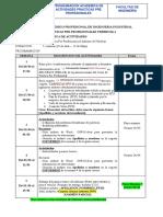 Cronograma Trabajo PPTI 2017 1