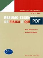 Resumo essencial - FQ