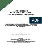 ¿Ha Conseguido El Dr. Marty Hinz Curar Los Sintomas Del Parkinson