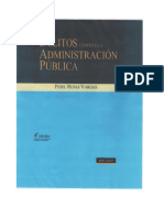 Fidel Rojas Vargas Delitos Contra La Administracion Publica (1)