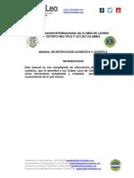 Manual de Instruccion Dmfl