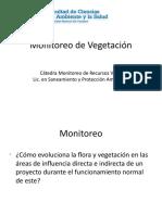 Clase Vegetación