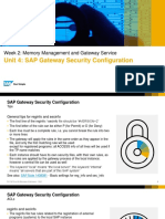 OpenSAP Cst1 Week 2 Unit 4 Security Presentation