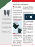 36_8 Relés de sobrecargas. Su mantenimiento y protección..pdf