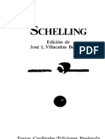Schelling %28Antologia ed. por Jose L. Villacañas Berlanga%29- Ediciones Peninsula.pdf