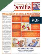 EL AMIGO DE LA FAMILIA 8 octubre 2017