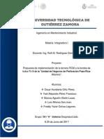 Proyecto Integradora 1. Ign Mtto I.