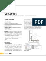 VEDAPREN_Especificações