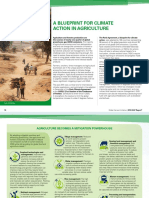 A Blueprint for Climate Action in Agriculture