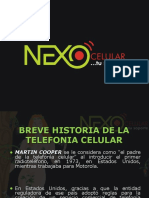 Breve Historia de Telefonia Celular