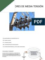 EQUIPOS DE MANIOBRA Y PROTECCION EN MT (SECCIONADORES, INTERRUPTORES, FUSIBLES).pdf