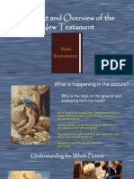 Lesson 5 Context and Overview of the New Testament