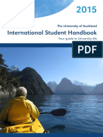 International Student Handbook 2015