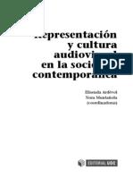 Representación y cultura audiovisual